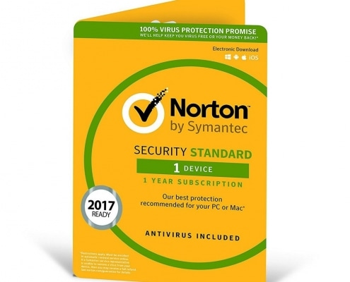 Norton Security Standard