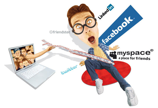 Avoid Social Networking Disasters