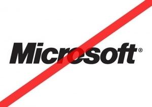 No Microsoft