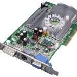 AGP 8X Graphics Card - Galaxy Zeus FX5500 - 256MB