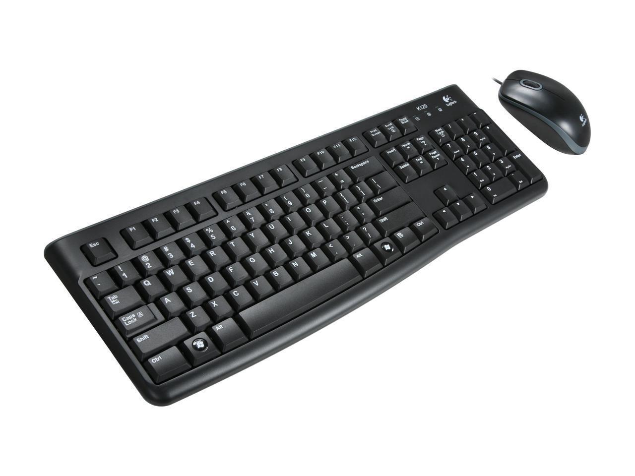 Logitech Keyboards and Mice